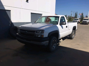 2006 Chevy 2500 2wd