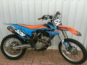 2014 KTM 250 SX-F Toowoomba Toowoomba City Preview