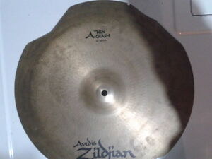 "16"" Zildjian crash"
