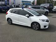 2014 Honda Jazz GF MY15 VTi-S White 1 Speed Constant Variable Hatchback Alexandra Headland Maroochydore Area Preview