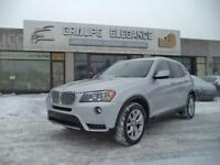 2012 BMW X3 28i-(TECK PACK-TOIT PANO)