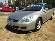 2006 Honda Accord 40 VTi Gold 5 Speed Automatic Sedan Clontarf Redcliffe Area Preview