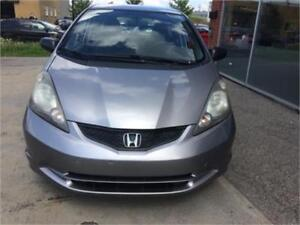 HONDA FIT DX-A MANUELLE 2009 BAS MILLAGES  PRIX IMBATTABLE