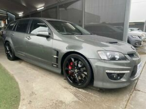 2011 Holden Special Vehicles ClubSport E Series 3 R8 Tourer Grey 6 Speed Sports Automatic Wagon