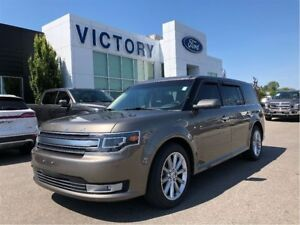 2013 Ford Flex Limited, Navigation, Heated Seats, Remote Start