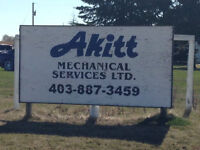 Akitt Mechanical Services: Agriculture,Heavy duty and Automotive