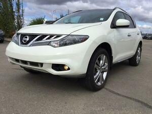 2011 Nissan Murano LE AWD Navigation (GPS),  Leather,  Heated Se