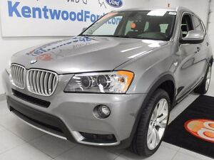 2014 BMW X3 xDrive35i, LEATHER , ROOF , NAV!!