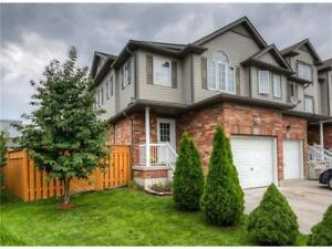HURON WOODS KITCHENER-3 BED-2.1 BATH-FREEHOLD