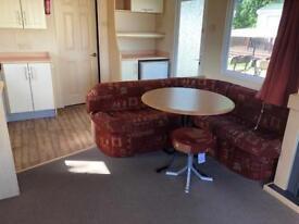 Amazing value 3 bedroom caravan in Dawlish Warren in Southdevon