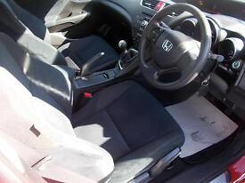 HONDA CIVIC 1.3 I-VTEC SE 5d 98 BHP (red) 2013