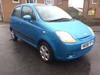 CHEVROLET MATIZ SE AUTOMATIC, ONLY 19K FROM NEW