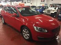 2013 (63) VOLVO V60 1.6 D2 BUSINESS EDITION 5DR Manual