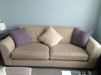 4 Seater M&S Sofa plus matching Armchair - West London