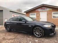 BMW 520D M-SPORT 2013 AUTO PADDLE SHIFT