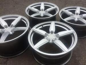 "$899 (Tax-In)– NEW 19""x8.5"" & 19""x10""Braelin BR01 Concave wheels (5x112)- Audi / VW / Mercedes / Porsche Macan"