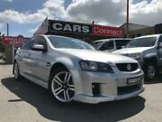 2008 Holden Commodore VE MY08 SV6 Silver 5 Speed Automatic Sedan Edgeworth Lake Macquarie Area Preview