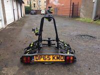 Buzz Quattro tow-bar bike carrier