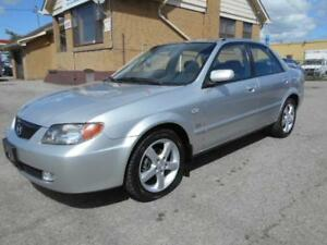 2003 MAZDA Protege ES 2.0L Automatic Loaded Sunroof ONLY 133k