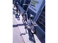 TaoTao Folding Electric Bike for only $1095