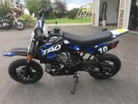 Casselman Performance Dirt bike DB 10  50CC SIZE Ottawa Ottawa / Gatineau Area Preview