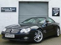 2008 57 Mercedes-Benz SL350 3.5 7G-Tronic for sale in AYR
