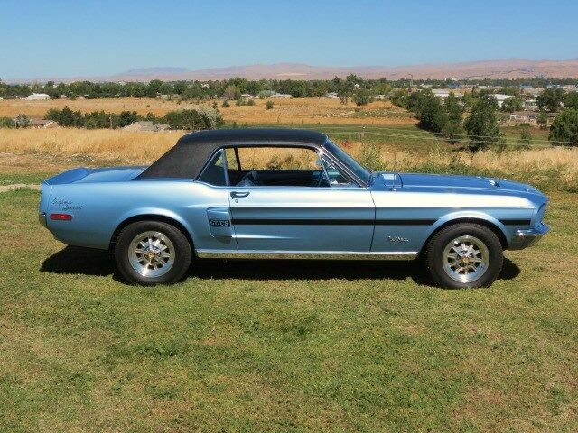 Ford : Mustang GT/CS 1968 GT California Special Numbers matching 390 4 speed rotisserie restoration!!