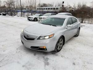 2012 Acura TL SH-AWD Tech Package*Navigation*Toit*Cuir*$70/Sem.