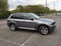 BMW X5 7 SEATER with engine diesel tuning