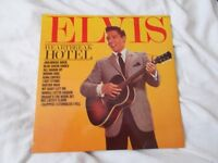 Vinyl LP Heartbreak Hotel – Elvis Presley