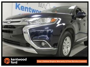2016 Mitsubishi Outlander SE V6 4WD with heated seats and tons o