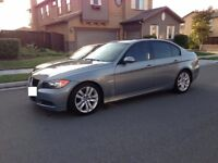 BMW 3-Series 325i Sedan Fully Loaded with Sunroof
