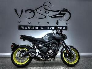 2017 Yamaha FZ 09 -Stock #V2463NP- No Payments for 1 Year**