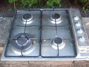 cooktop omega natural gas stainless steel Rhodes Canada Bay Area Preview