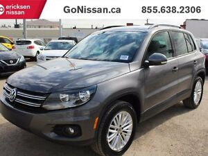 2016 Volkswagen Tiguan Special Edition All-wheel Drive 4MOTION