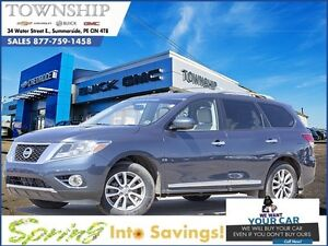 2016 Nissan Pathfinder - $18/Day - Leather - Sunroof - 4WD