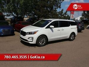 2019 Kia Sedona LX+; 8 PASS, BACKUP CAMERA/SENSORS, POWER TAILGA