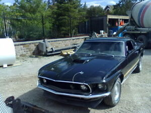 New Price!! Pro Restored 1969 Mustang Ford Fastback for sale