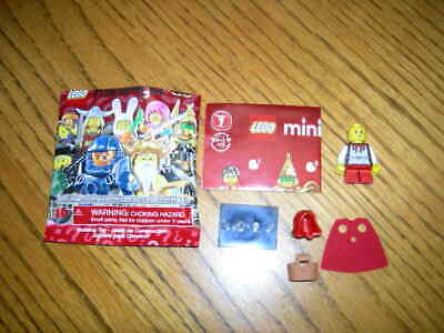 In Hand New Lego 8831 Series 7 Red Riding Hood Minifigure