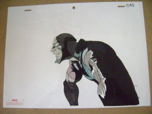 COWBOY BEBOP JET ANIME PRODUCTION CEL 7