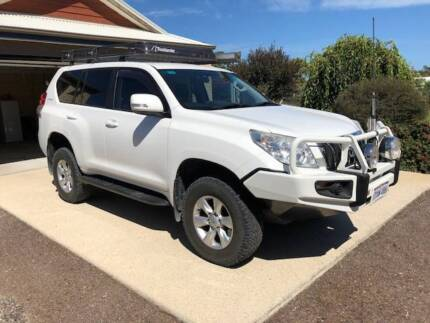 Toyota Prado GXL 2012 Turbo Diesel Automatic Wellard Kwinana Area Preview