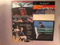 16 vinyl albums