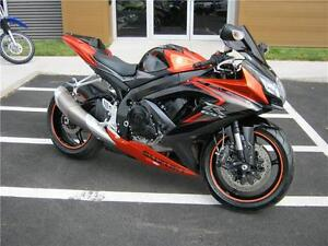2008 Suzuki GSX-R 750 - FINANCING AVAILABLE!!