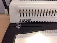 Q-Connect Professional Binding Machine