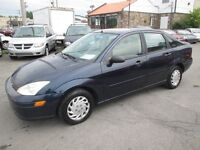 2002 Ford Focus (GARANTIE 2 ANS INCLUS) SE