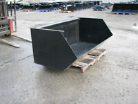 Skid Steer Dumpster Buckets