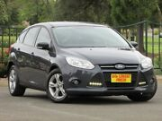 2013 Ford Focus LW MKII Trend PwrShift Grey 6 Speed Sports Automatic Dual Clutch Hatchback Blair Athol Port Adelaide Area Preview