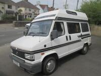 AUTOSLEEPER HARMONY up to FOUR BERTH CAMPERVAN/MOTORHOME FOR SALE