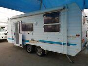 2000 Millard MONSOON Caravan Unanderra Wollongong Area Preview