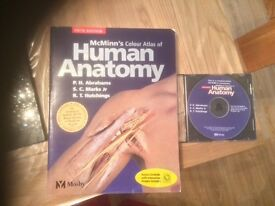 McMinn's Colour Atlas of Human Anatomy 5th Edition with CD-ROM